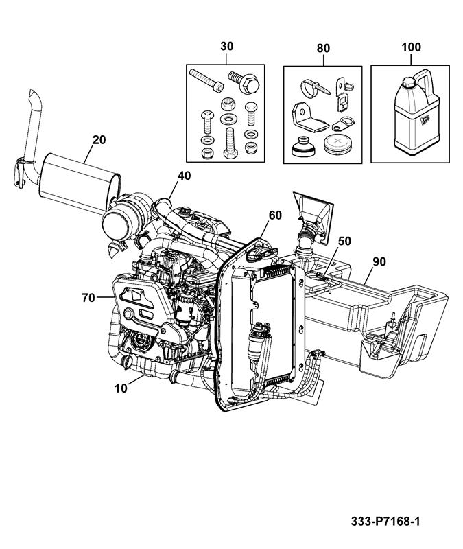 510 55tc Spare Parts