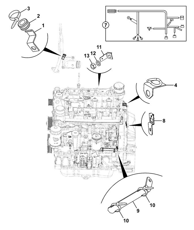 550 170 510 55tc Spare Parts