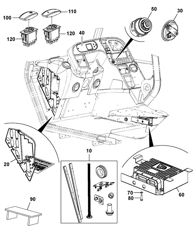 506 23tc Spare Parts