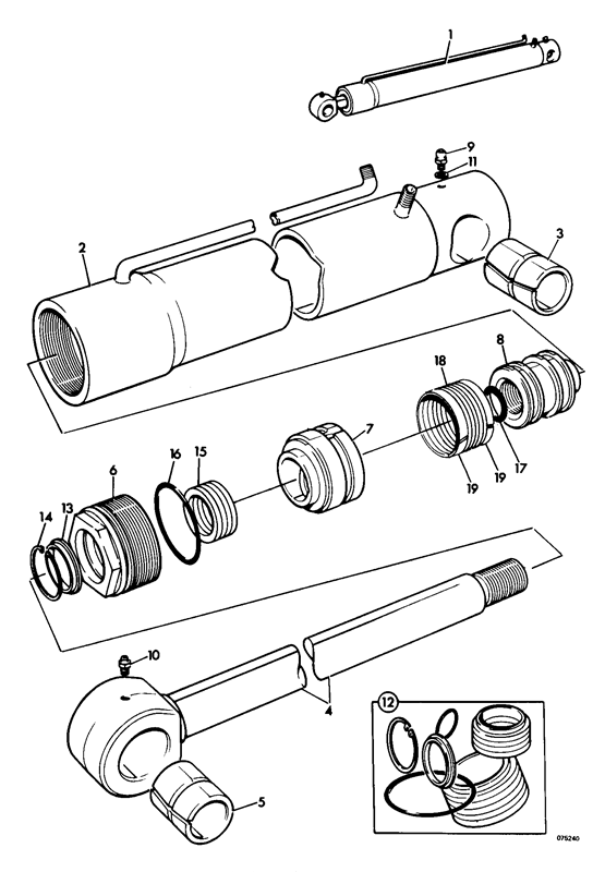 926 4wd Tier 2 Spare Parts