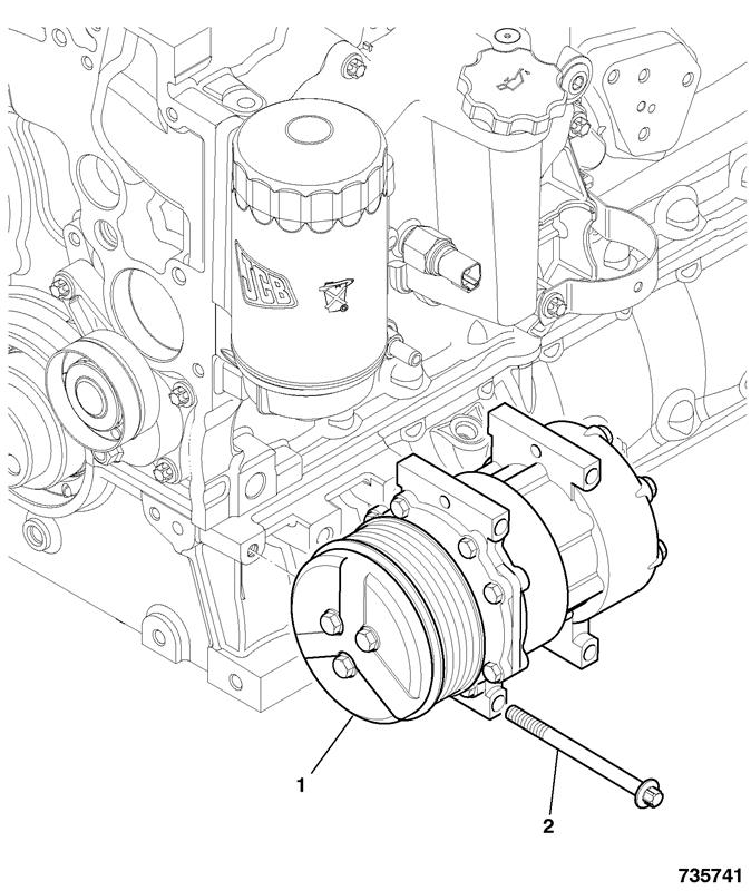 940 4wd Spare Parts