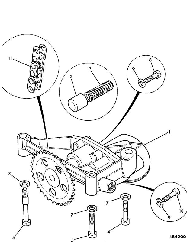 1cx Hi Flow Spare Parts