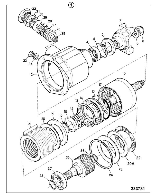Belt Diagram On 2140