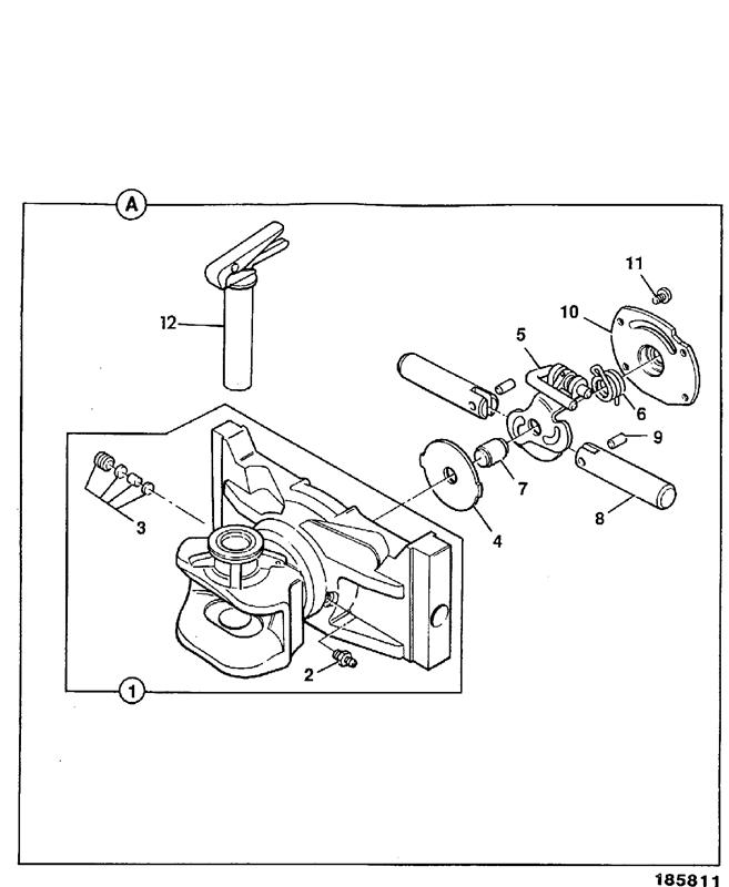 155t spare parts Blueprint Symbols For Dummies trailer coupling ladder hitch 274s rockinger