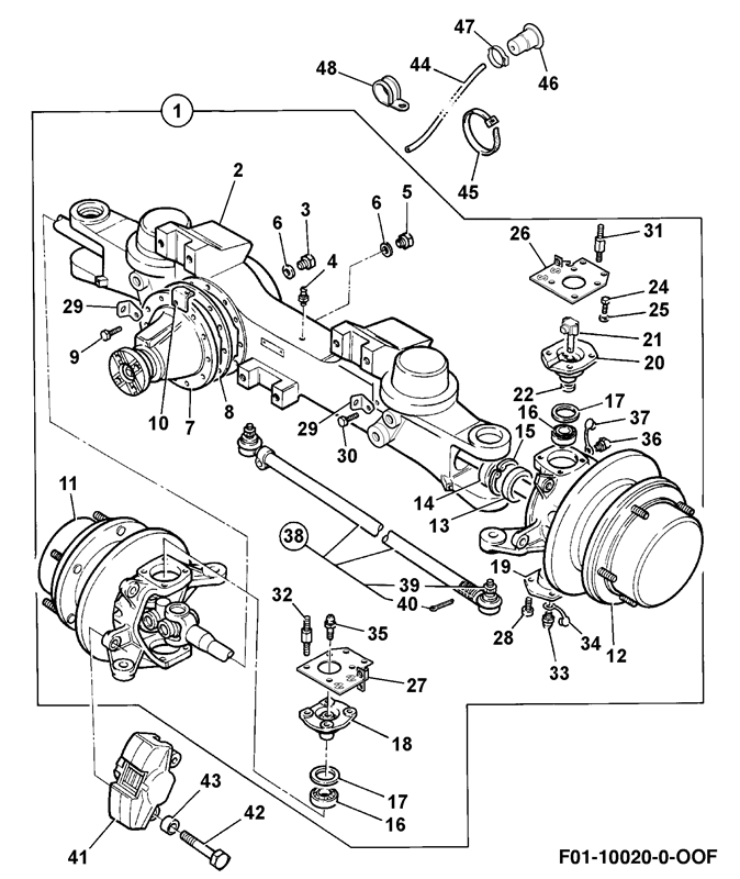 Chevy 366 Firing Order Diagram