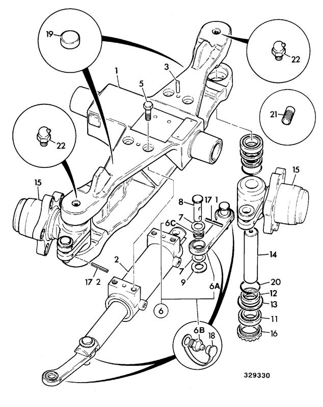 Tlt 3 Diesel Engine Spare Parts