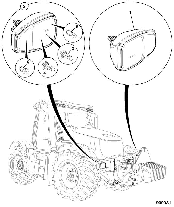 Sae 7 Pin Trailer Plug Wiring Diagram