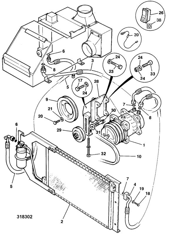 Js220 Spare Parts