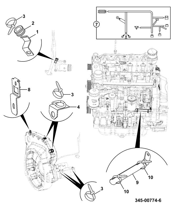 510 55 Tc Spare Parts
