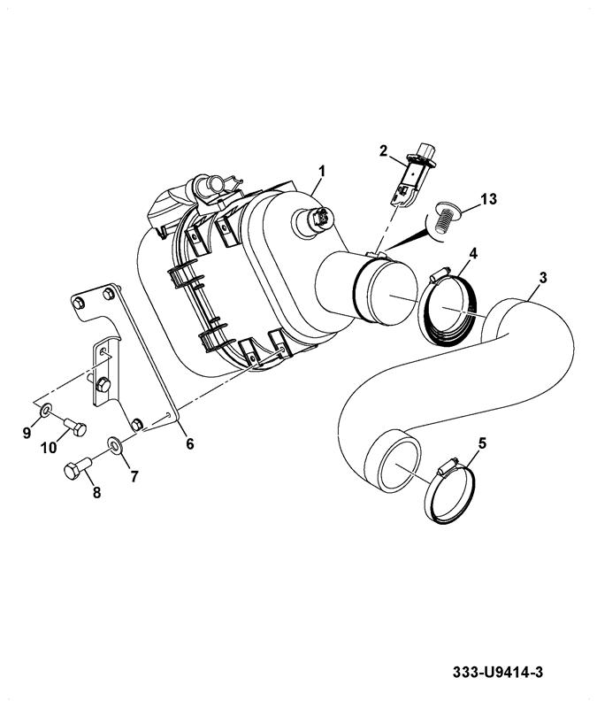 Tm420 T4f Spare Parts
