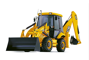 backhoe loader 2cx, midi cx