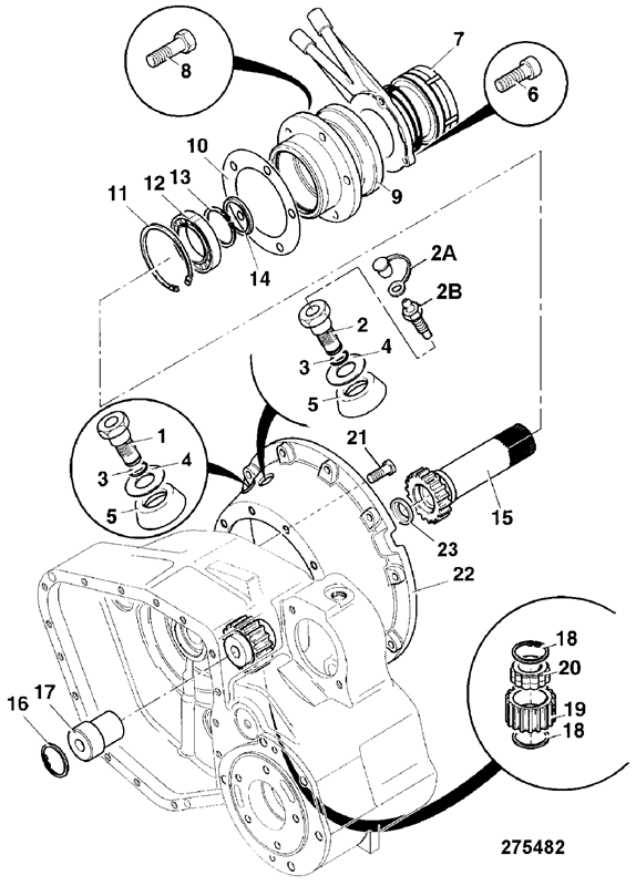 Pto Diagram