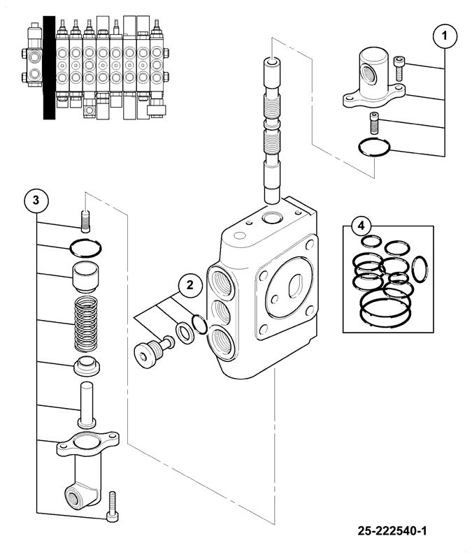 Jcb 8018 Parts Diagram