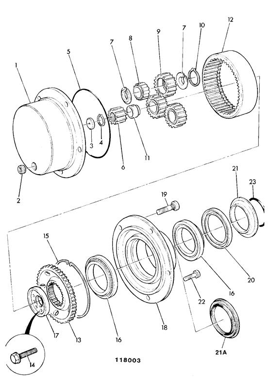 532 Spare Parts