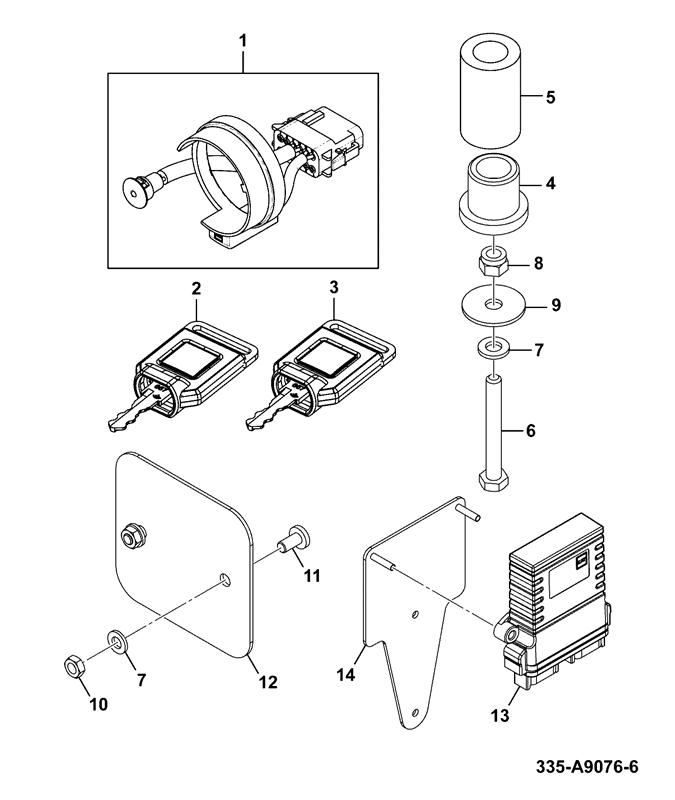 90Z-1 Spare Parts