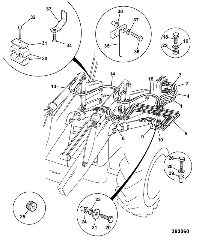 4cn spare parts