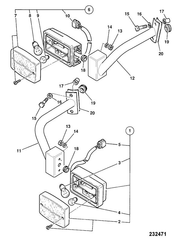 11 Pin Relay Diagram External Control