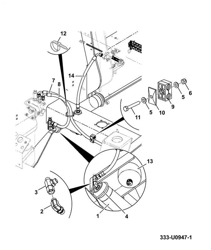 Zf Brake Diagram