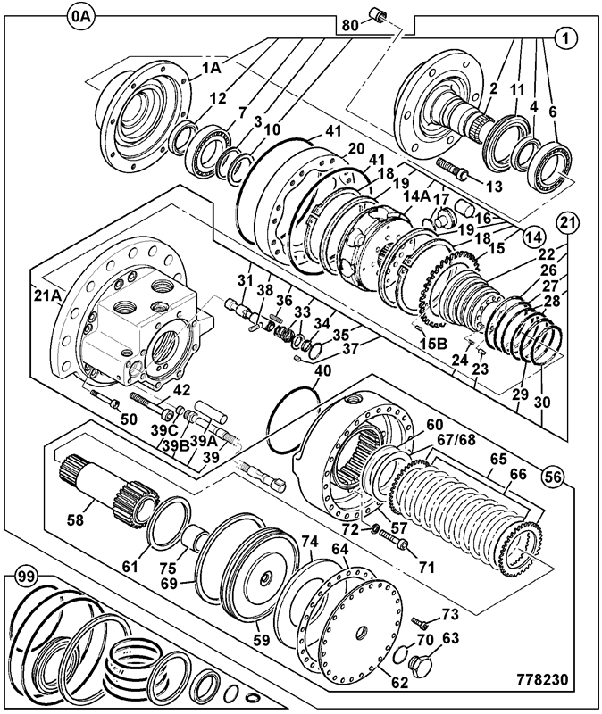 6 0 Diesel Engine Diagram