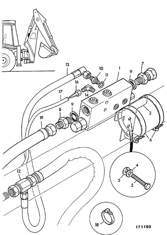 4cx Sitemaster 4wd 4ws Spare Parts