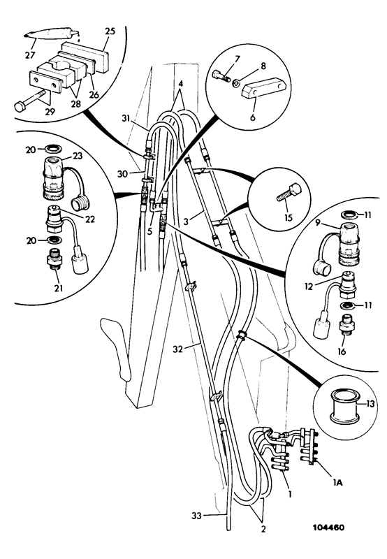 Circuit Auxiliary Backhoe Breaker Standard Dipper: Jcb 4cx Wiring Diagram At Ultimateadsites.com