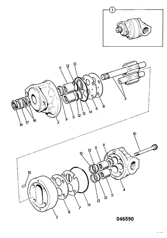 3c Mk3 Spare Parts