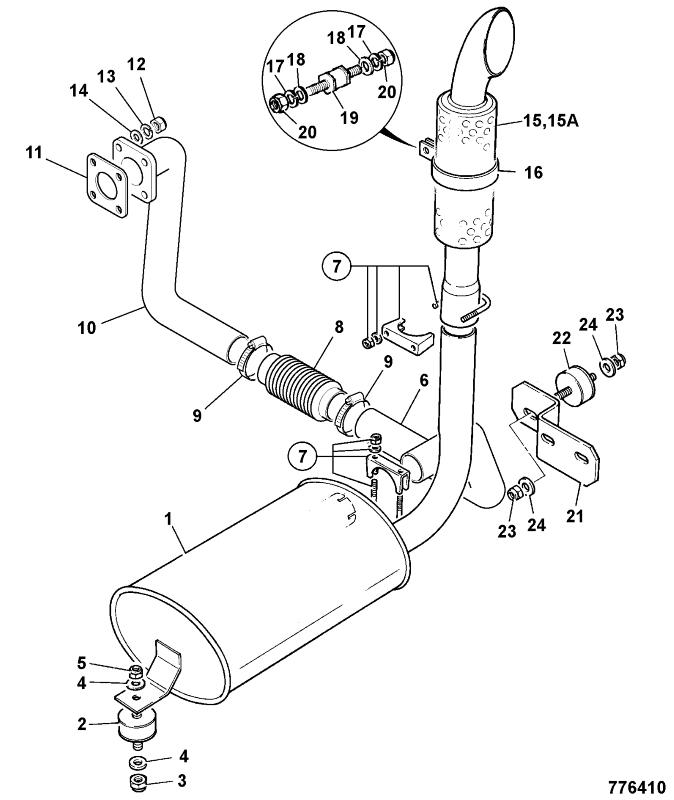 Diesel Engine Fuel System Diagram