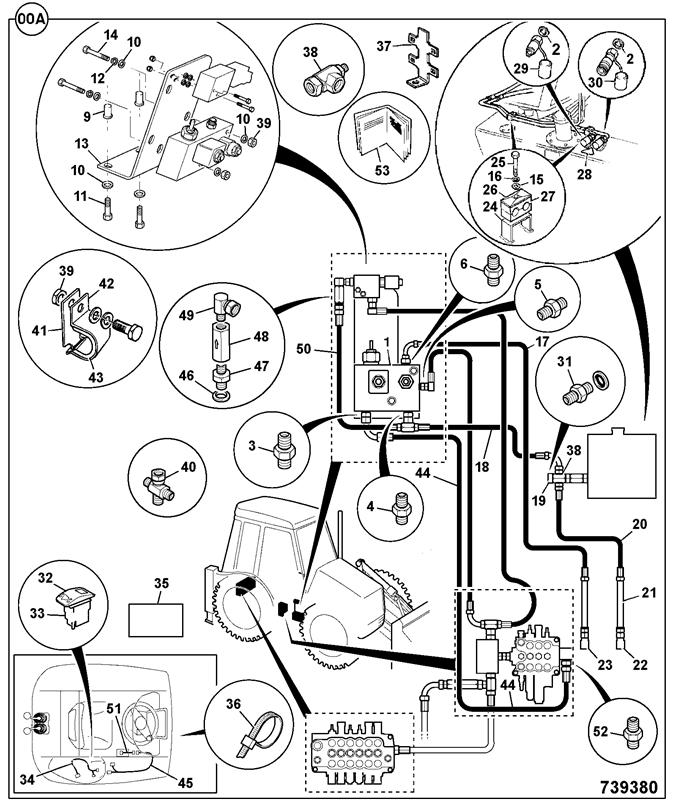 3CX 4WS PRECISION CONTROL Spare Parts Jcb Cx Wiring Diagram on