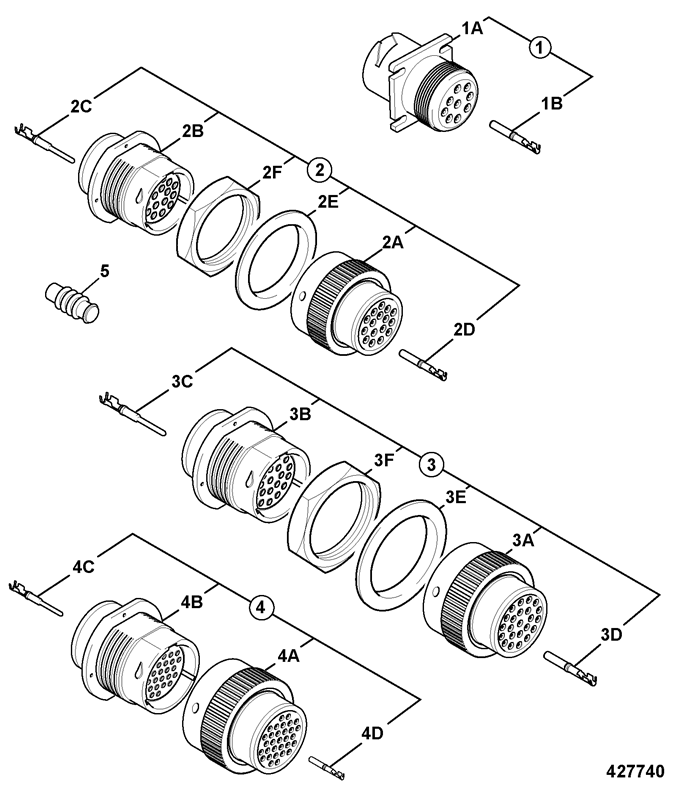 2cx Sm Spare Parts