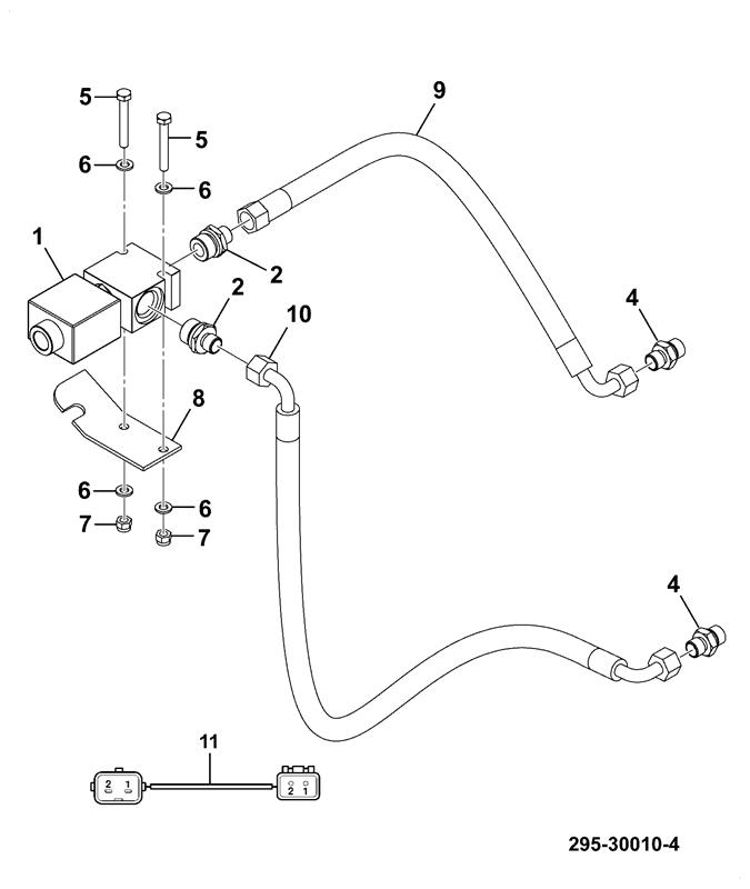 Tlt 25 Gas Engine Torque Converter Responsive Spare Parts