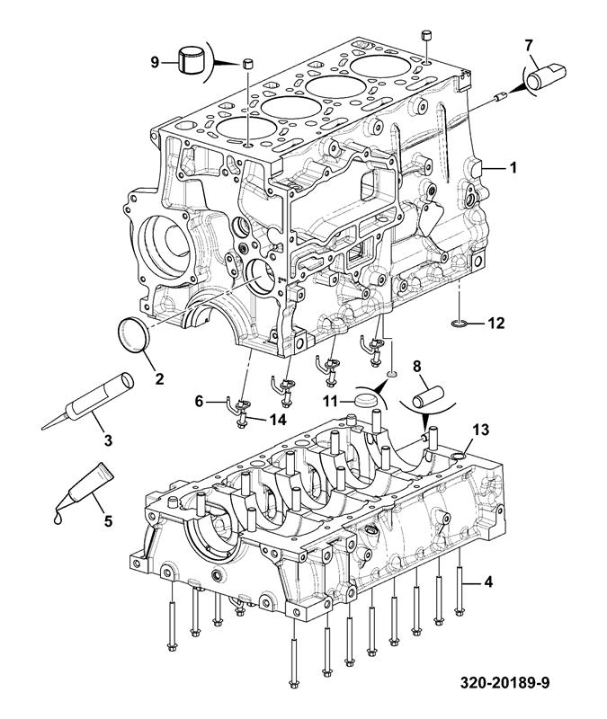 40104 Spare Parts