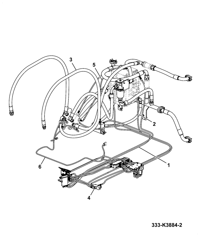 Js210 Long Carriage Tier 4 Spare Parts