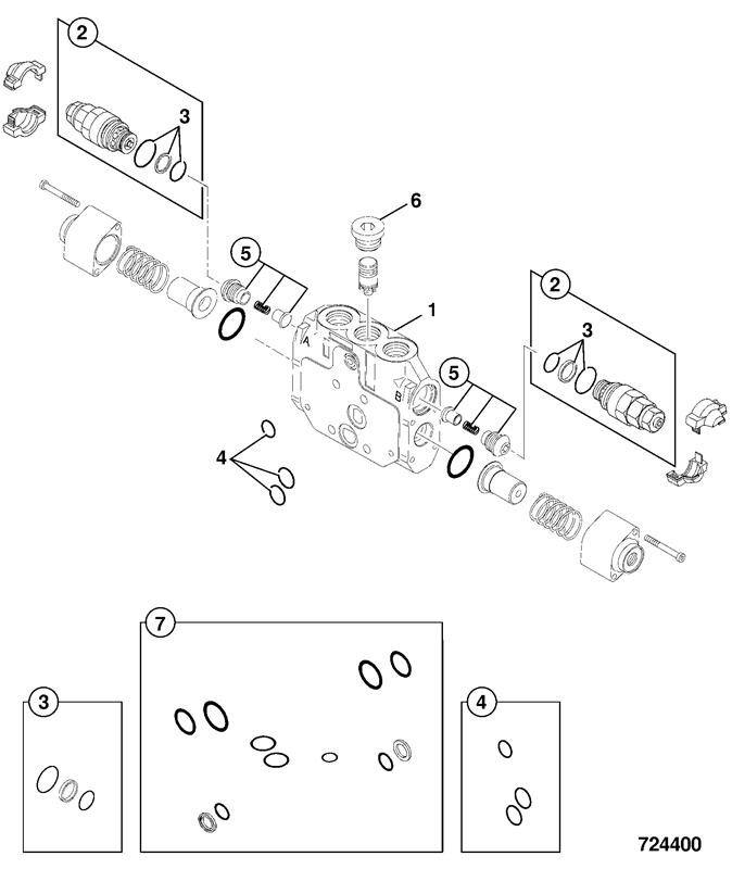 8052 Spare Parts