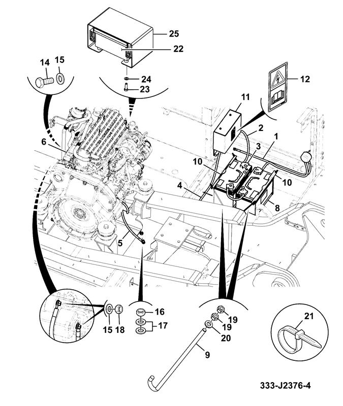 Js200 Standard Tier 2 Spare Parts