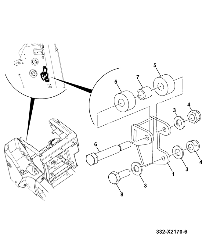 190t Spare Parts