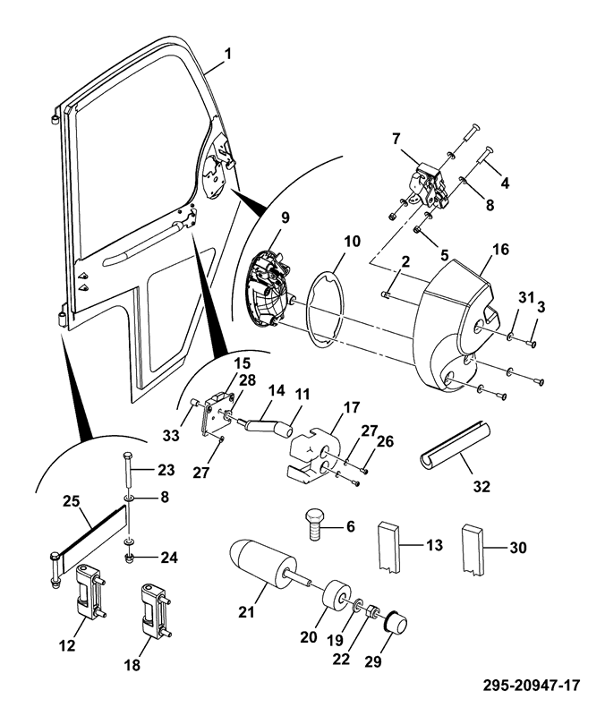Tlt 30 Diesel Engine High Lift Spare Parts