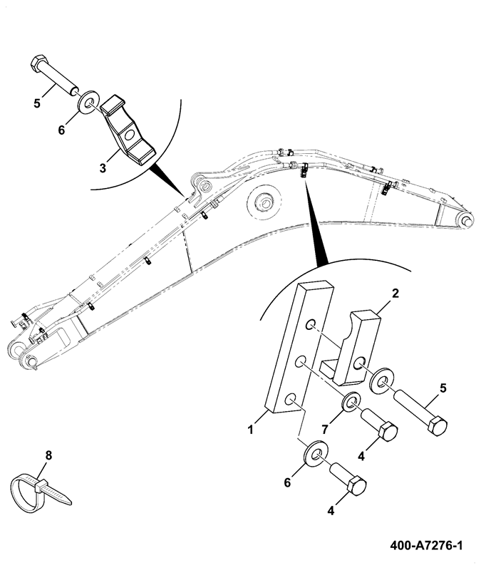 Hydraulic Manifold Schematic