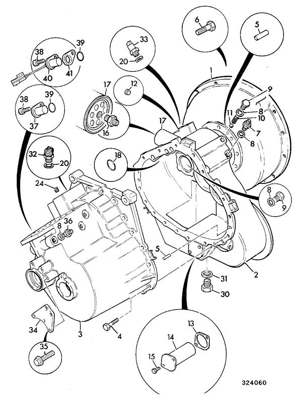 3cx Jcb Engine Spare Parts