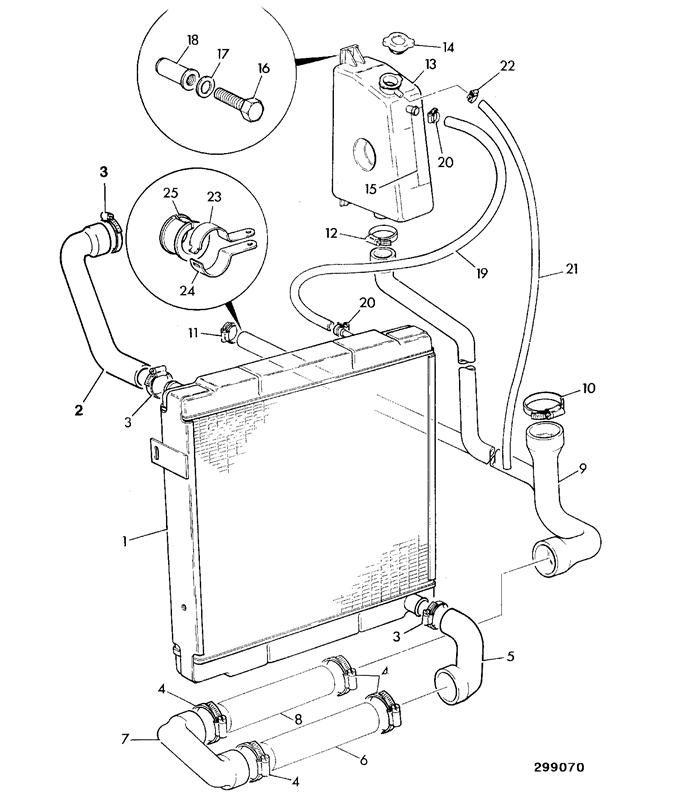 Jcb Cooling System Diagram