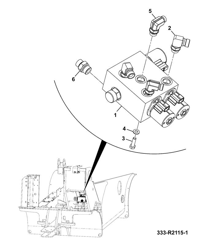 Tlt 30 Diesel High Lift Spare Parts