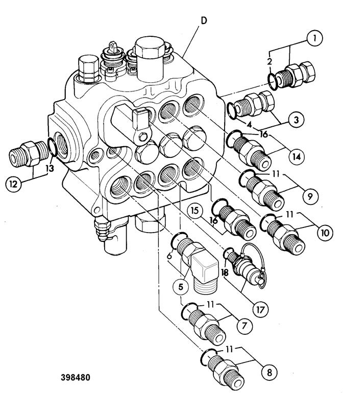 3cx Super Manual Shift Spare Parts