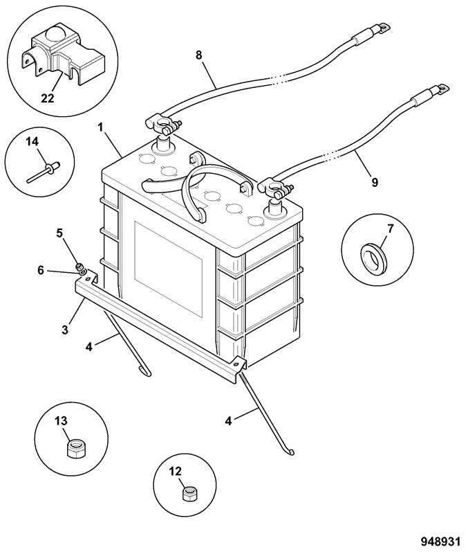 G110qx Spare Parts