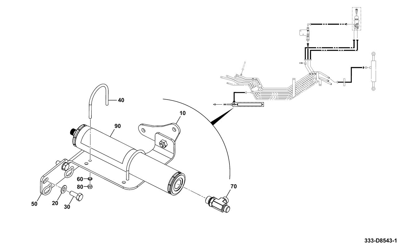 531 70 Spare Parts Jcb Wiring Schematics Other Brake System Installation Accumulator Hmh