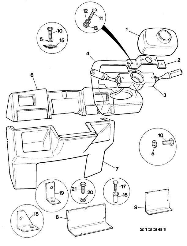 3cx Sitemaster Precision Control Spare Parts