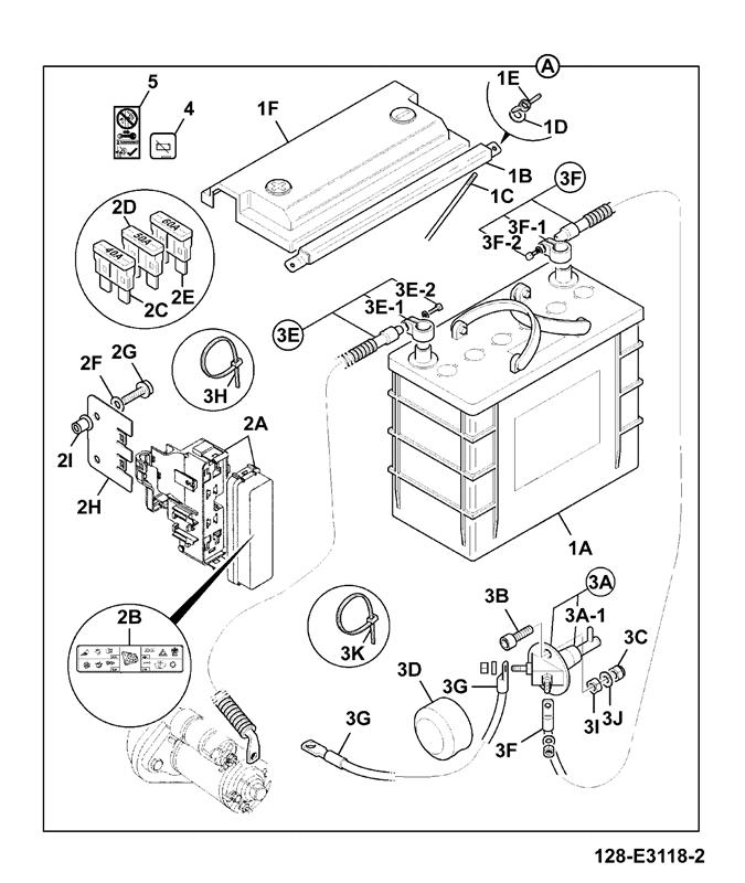 Centremount Direct Control Aws Spare Parts