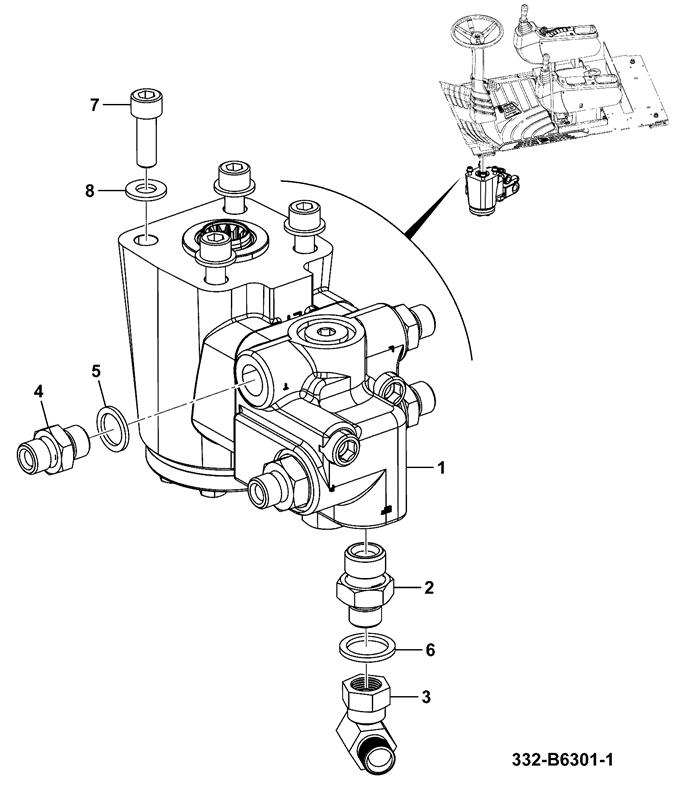 12 Volt Hydraulic Solenoid Valve
