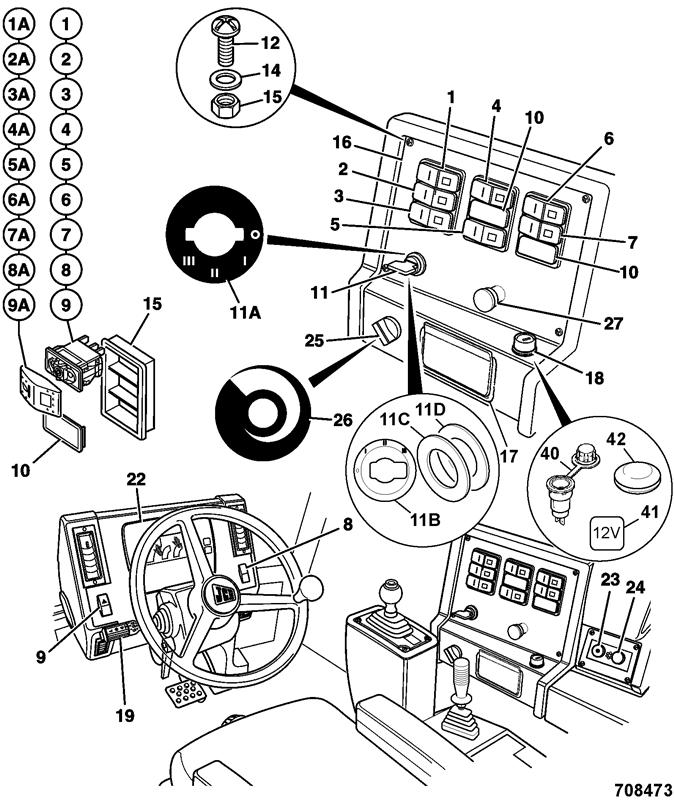 714 spare parts