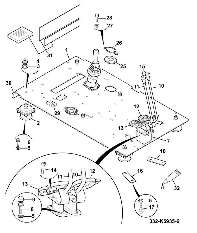 Tower Crane Wiring Diagram