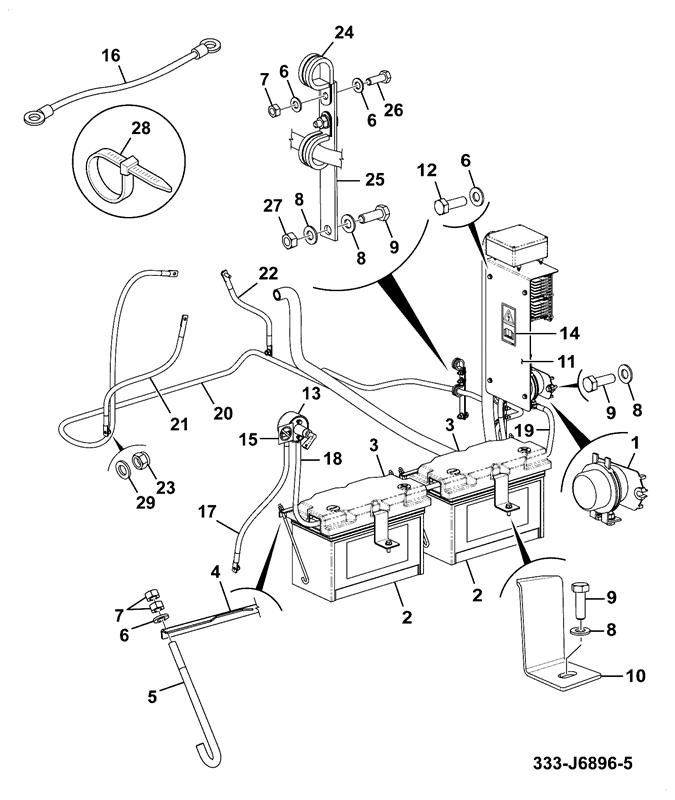 Js130 Long Carriage Spare Parts