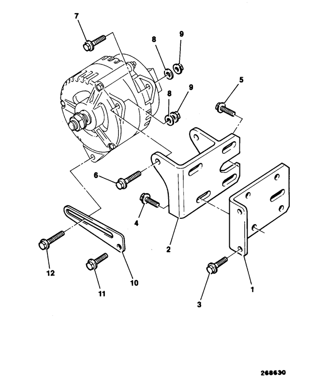 407zx Linkage Loader Super Spare Parts